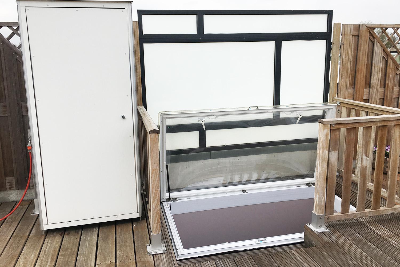 Balkonkast Renoparts & Renoparts dakluik