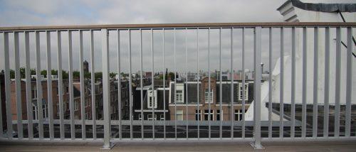 aluminium striphekwerk
