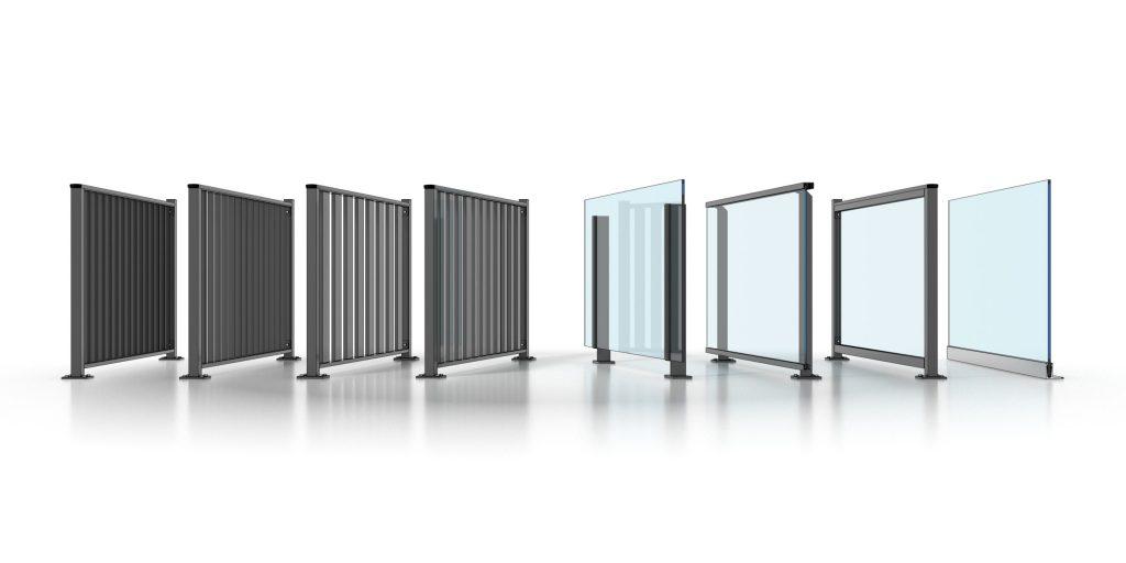 Alle type aluminium hekwerken Renoparts
